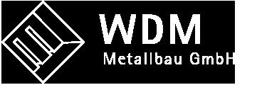 WDM Metallbau GmbH Logo